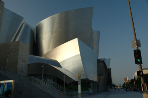 Disney Hall, Downtown Los Angeles