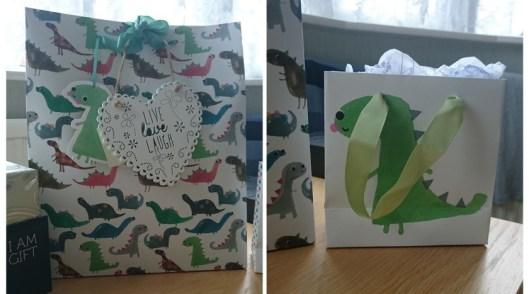 Birthday Presents Gift Bags