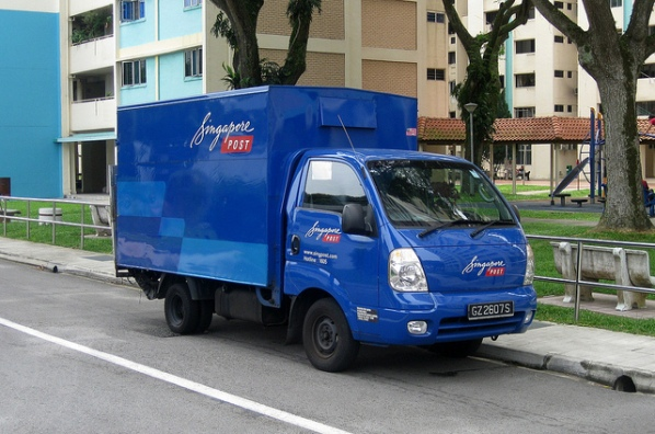 Alibaba Makes Another Investment In SingPost